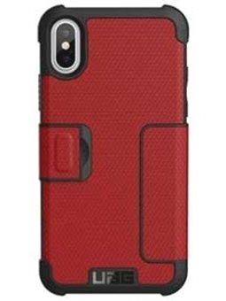 UAG Metropolis Case для iPhone X [Magma]