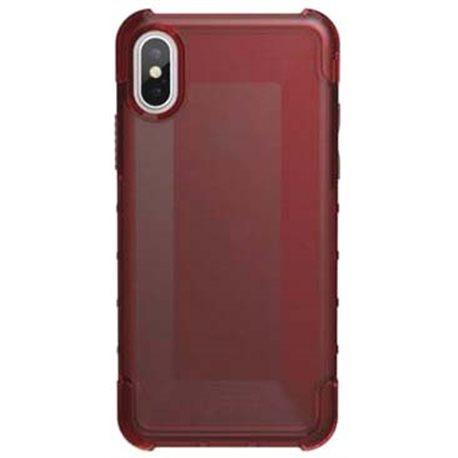 Фото UAG Plyo Case для iPhone X [Crimson]