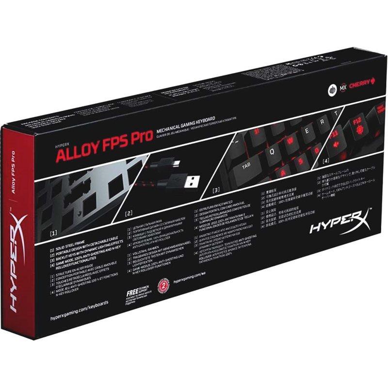 Фото HyperX Alloy FPS Pro