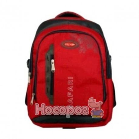 Фото Ранець-рюкзак SAF 9780 840D PL, черв. (3 відд., 46*31*17 см) 13017890