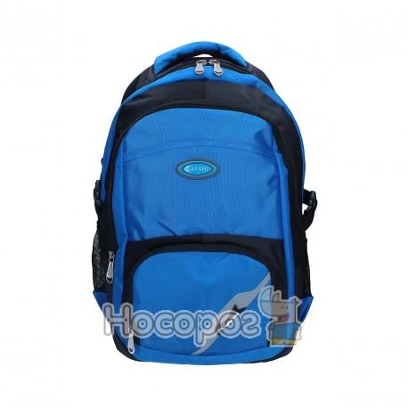 Ранець-рюкзак SAF 9777 840D PL, син. (2 відд., 47*30*17 см) 13017880