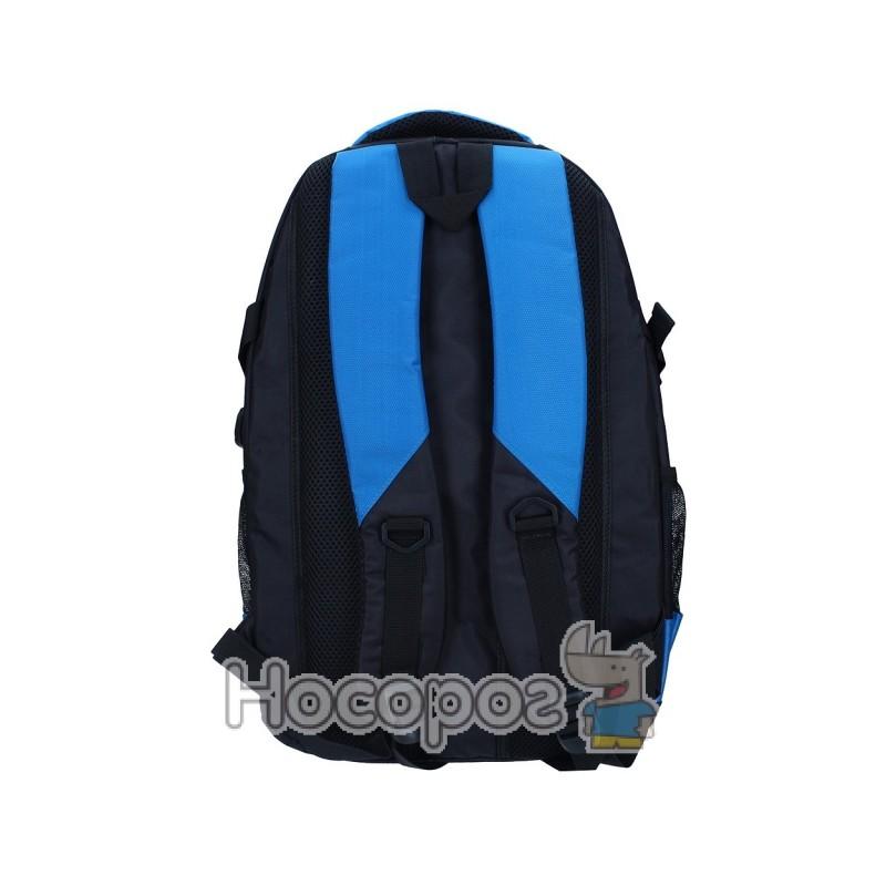 Фото Ранець-рюкзак SAF 9777 840D PL, син. (2 відд., 47*30*17 см) 13017880