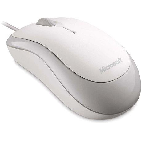 Фото Microsoft Basic Optical USB [White]