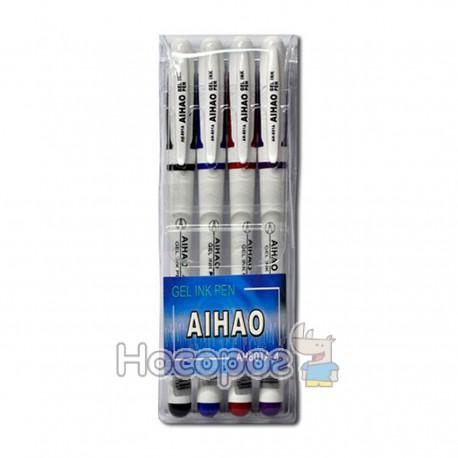 Набор гелевых ручек AIHAO 801 A-4