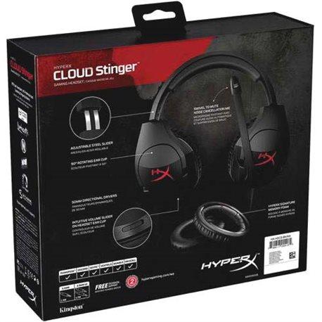 Фото HyperX Cloud Stinger Gaming Headset Black