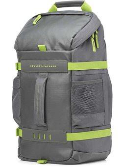 "HP Odyssey Sport Backpack 15.6 ""[green / gray]"