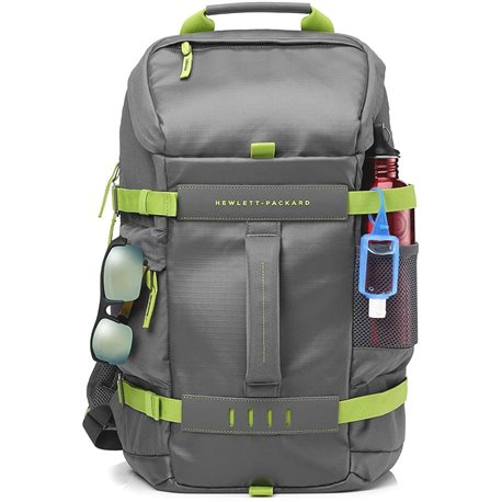 "Фото HP Odyssey Sport Backpack 15.6 ""[green / gray]"
