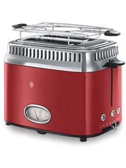Russell Hobbs Retro [21680-56 Red]