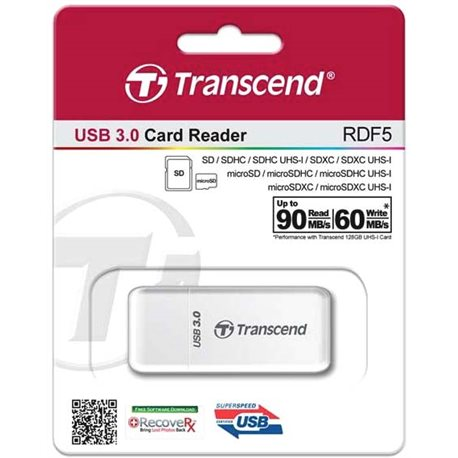 Фото Transcend USB 3.0 5-in-1