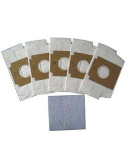 Набор Gorenje GB1 (5 бумажных мешков и фильтр) для пылесос [GB1]