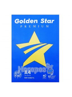 Бумага ксерокс А4 Golden Star Premium