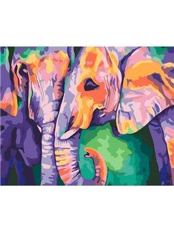 Картина по номерам Индийские краски КНО2456