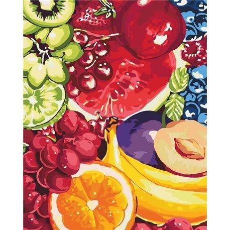 Фото Сладкие фрукты КН2937