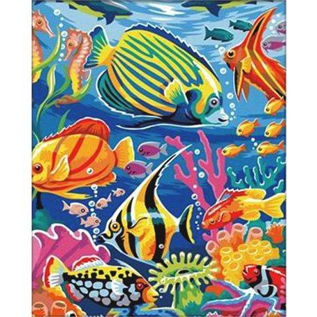 Подводный мир КНО007