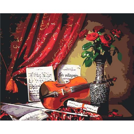 Фото Мелодия скрипки 2 КНО5513