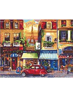 Улицами Парижа КНО2189