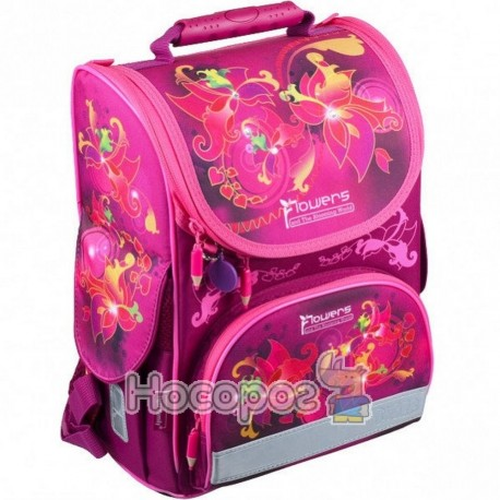 Ранець Tiger 1728V Nature Quest Collection Flowers (girls)