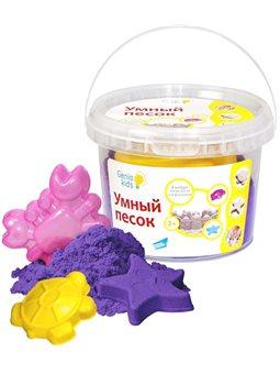 Набор для детского творчества «Умный песок 0,5 Фиолетовый» SSR052