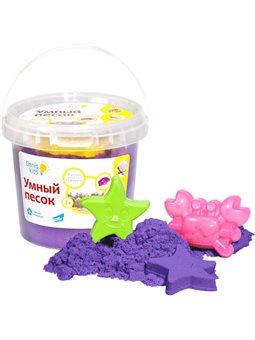 Набор для детского творчества «Умный песок 1Фиолетовий» SSR102