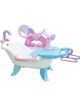 Набор для купания кукол №2 аксессуары (в коробке) 58607