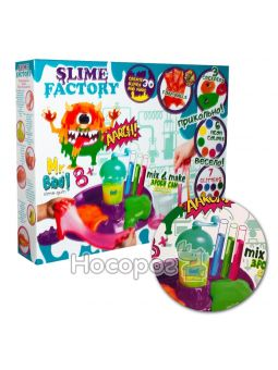 Набор для экспериментов TM Mr.Boo Slime Factory 80012