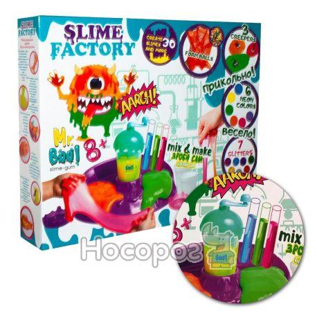 Фото Набор для экспериментов TM Mr.Boo Slime Factory 80012