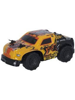 Машинка Р/У RACE TIN Машина в Боксе с Р/У, YELLOW (YW253106) 6450555