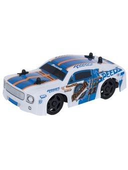 Машинка Р/У RACE TIN Машина в Боксе с Р/У, WHITE (YW253103) 6450551