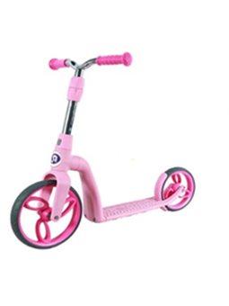 Спорт AEST B08 Pink 2 in 1 Беговел - Самокат 6468290