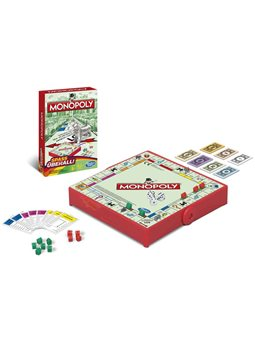 MONOPOLY GRAB AND GO B1002
