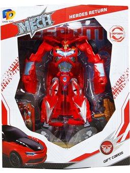 """Робот """"Красный спорткар"""" D622-E267"""