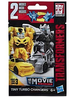 TRA MOVIE EDITION TINY TURBO CHANGERS E0692