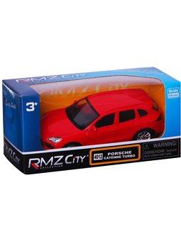 """Машинка """"Porsche Cayenne Turbo"""" 444012"""