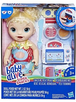 BA SNACKIN TREAT BABY BL E1947