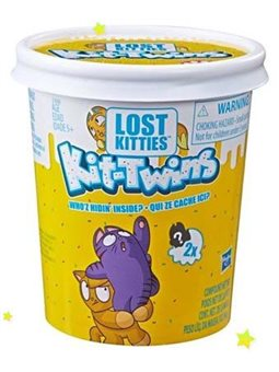 LOK LOST KITTIES KIT TWINS E5086