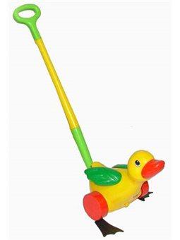 """7925 Мягкая игрушка """"Утенок"""" с ручкой 7925"""