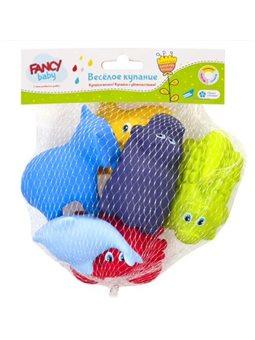 """Набор игрушек для ванной """"Веселое купание"""" BATH1"""