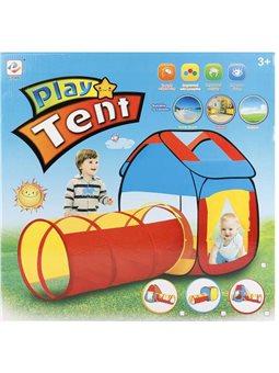 "Игрушка-палатка ""Домик с туннелем"" 995-7012A"