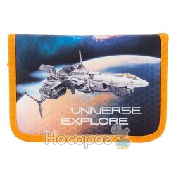 Пенал Universe explo Kite K17-621-4