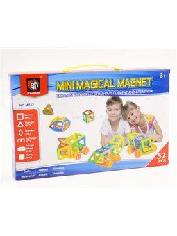 Магнитный конструктор 32 детали M032
