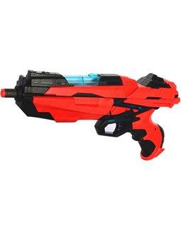 """Іграшкова зброя """"Бластер 6-зарядний"""" із світлом FJ833"""