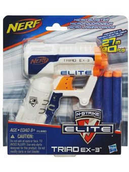 NER NSTRIKE ELITE TRIAD EX3 A1690