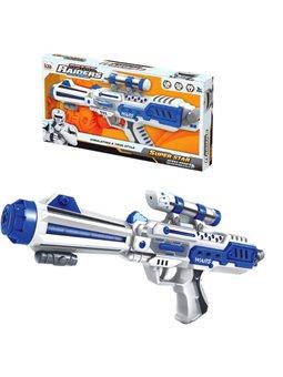 """Іграшка """"Пістолет космічний"""" LM666-6Y"""