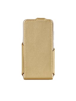 Чехол RED POINT ERGO B506 INTRO - Flip case Gold 6485550