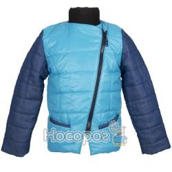 Куртка джинсовый рукав для девочек