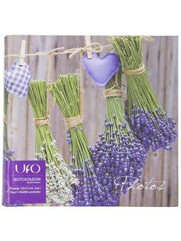 Фотоальбом UFO 10x15x200 C-46200 Lavender 6431507