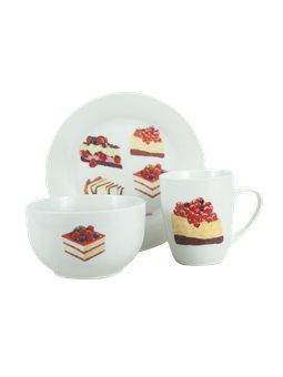 Сервиз для завтрака LIMITED EDITION SWEET CAKE, 3 предмета 6384986