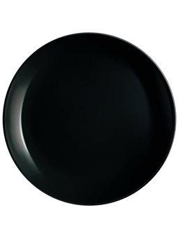 Тарілка підставна LUMINARC DIWALI BLACK 6425796