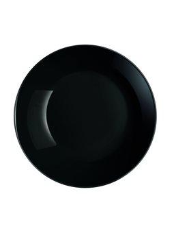 Тарелка суповая LUMINARC DIWALI BLACK 6425793