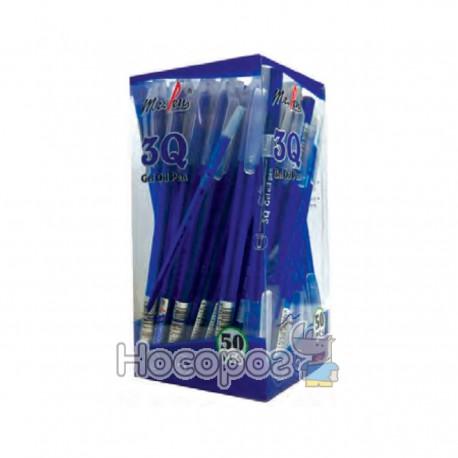 Ручка масляная 1101-5811А синяя